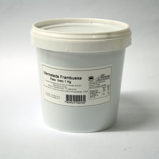 Mermalada Frambuesa 1 Kg
