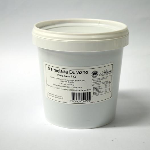Mermelada Durazno 1 Kg