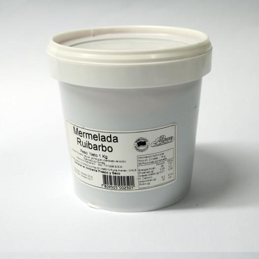 Mermelada Ruibarbo 1 Kg